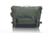 NAPAPIJRI BODY MESSENGER GREEN