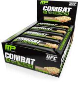 Muscle Pharm Combat Crunch 12 Bars Cinnamon Twist