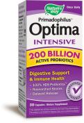 Primadophilus Optima, Intensive, 30 Veggie Caps - Nature's Way - UK Seller