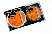 Dry Muk Duo Pack - Kiwi - 50g Pack + 95g Pack