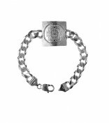 Shree Yantra Bracelet 925 Sterling Silver Blessed And Energised