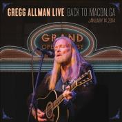 Gregg Allman Live [2 Discs] [Region 4]