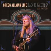 Gregg Allman Live