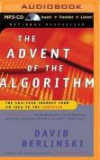 The Advent of the Algorithm [Audio]