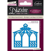 Die'sire 'Classiques' Collection Metal Craft Cutting Dies - Victorian Bandstand