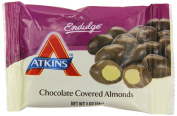 Atkins Endulge Chocolate Covered Almonds - 1 Box of 5 bags