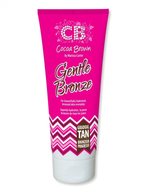 Cocoa Brown Tan Gentle Bronze Grad Tan Moisturiser