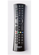RM-I09U Humax Original Remote Control for HDR-2000T Freeview PVR Receiver