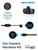 Nextbase Car Camera Hard Wire Kit - For Nextbase 402G, 302G, 202 Lite and 101 Go in car cameras