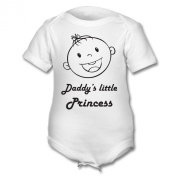 Daddy's Little Princess Baby Grow