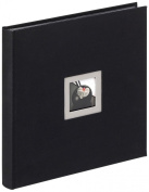 Walther Black & White FA-217-B Photo Album 30 x 30 cm Black