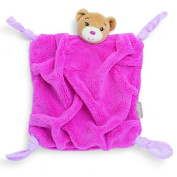 PLUME - DOUDOU OURS FRAMBOISE