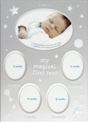 BabyRice My Magical First Year Photo Timeline Stage Frame