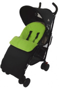 Universal Footmuff To Fit Graco Lime