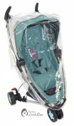New Raincover For Quinny Zapp Pushchair