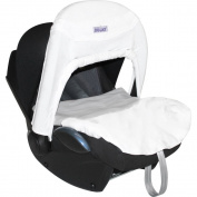 Dooky Zero + Car Seat Shade - Cream