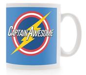 Art Hustle Captain Awesome Mug