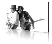 LARGE BRUCE SPRINGSTEEN CANVAS GALLERY STYLE 80cm x 41cm