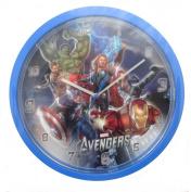 Marvel Avengers 24cm Children's Wall Clock