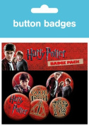 GB eye Harry Potter Icon Badge Pack