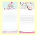 MAGNETIC JOTTER PADS TWIN PACK 2