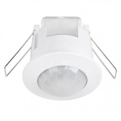 Recessed 360 Degree PIR 1200w Ceiling Occupancy Motion Sensor Detector Light Switch