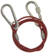 W4 Easy-Fit Breakaway Cable - Red