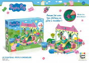 Peppa Pig Castle Play Dough Set