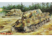 1/76 SPW Armour Series No.08 German heavy tank Tiger Jagd