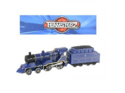 Teamsterz City Tank Engine Train With Light And Sound 1:55 Scale - BLUE