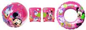 Disney Minnie Mouse & Daisy Duck Armbands, Swim Ring & Beach Ball