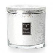 Voluspa Branche Vermeil Grand Maison Glass Candle With Lid 1060ml