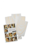 Flash Tattoos - Josephine - Authentic Metallic Temporary Tattoos Assorted One