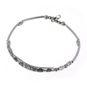 Doinshop New Nice Fashion Tibetan Silver Retro Women Hand Chain Bracelet Jewellery