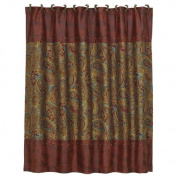 HiEnd Accents San Angelo Shower Curtain