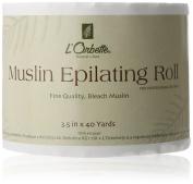 L ORBETTE Muslin Roll, Bleached Roll