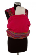 EllaRoo Wrap Baby Carrier - Fucsia size large
