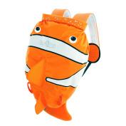Trunki Paddlepak - Water Resistent Kids Backpack (Chuckles), Orange