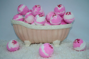 Bath Bomb Fizzy 14 Pack of Fizzies 70ml Love Struck (VS Type)scent.