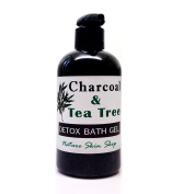 Charcoal & Tea Tree Detox Shower Bath Gel