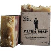Pacha Soap Company Sweet Orange Ginger 120ml Natural Soap