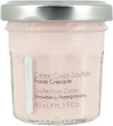 Body Cream Strawberry Pomegranate