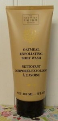 The Scottish Fine Soaps Company Oatmeal Exfoliating Body Wash