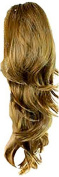 Press On Hair Ponytail Hair Extension, Golden Blonde, 90ml