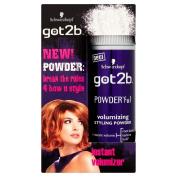 Schwarzkopf got2b Powder'ful Vol Style Powder 10g by GOT 2B