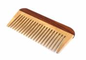 Speert Handmade Wooden Beard Comb DC02R