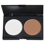 Amazing2015 2 Colours Professional Shading Powder Contour Palette