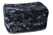Military-theme Designer Wipes Dispenser, Navy