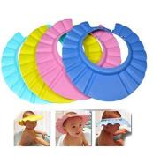 Vvhome Baby Hat Child Kid Shampoo Bath Shower Wash Hair Shield Cap