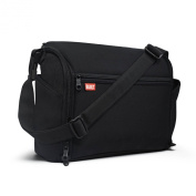 Built The Station Convertible Nappy Bag, Black